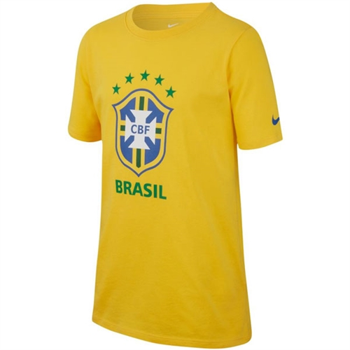 Nike Brasil Youth Core T-Shirt 2018 908343-749