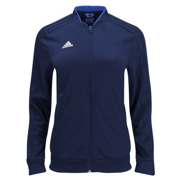 adidas Women's Condivo 18 Training Jacket - Navy CF4329