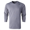 Nike Team Legend Top Long Sleeve - Carbon Heather/Black 727980-091