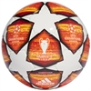 adidas UCL Finale Madrid Competition Soccer Ball - White/Active Red/ Solar Red DN8687