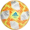 adidas Context 19 Top Capitano Soccer Ball - White/Solar Yellow DN8636