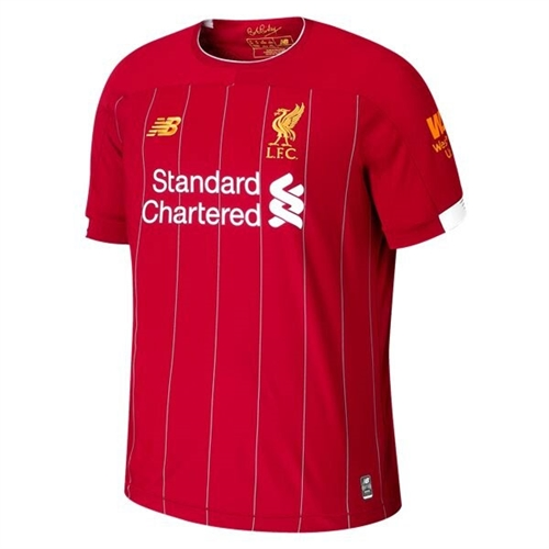 New Balance Liverpool Youth Home Jersey 2019-2020 JT930000