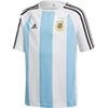 adidas Argentina Youth Training T-Shirt 2018 CE8452