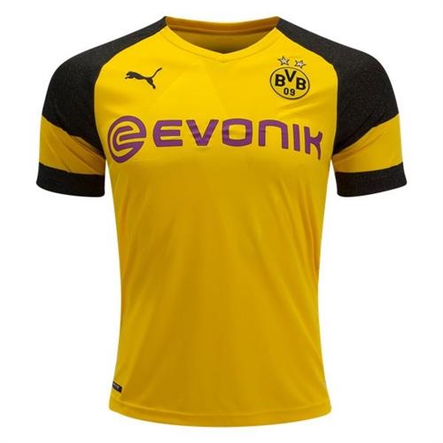 baf39c63474 Puma Borussia Dortmund Home Jersey 2018-2019 - 753310-01 ...