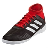 adidas Predator Tango 18.3 IN - Core Black/Red Indoor DB2128