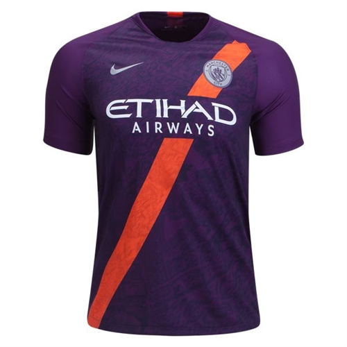 pretty nice d9f81 a8746 Nike Manchester City Third Jersey 2018-2019