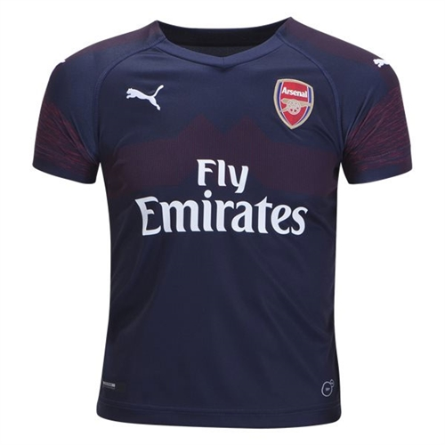 new concept d8639 51570 Puma Arsenal Youth Away Jersey 2018-2019