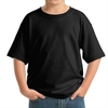Gildan 5000B Youth Cotton T-Shirt - Black 5000Blk