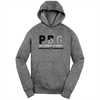 PBG Predators DA Youth Pullover Hooded Sweatshirt - Grey YST254-DA