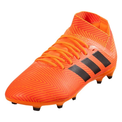 adidas Junior Nemeziz 17.3 FG - Zest/Core Black DB2352