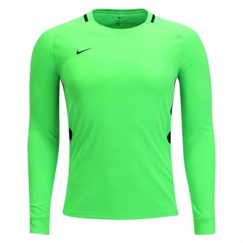 5f761be5b60 Nike Youth Long Sleeve Park Goalie III Jersey - Green Strike Black  894517-398