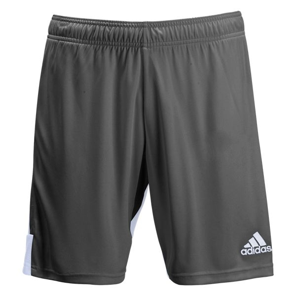 adidas Youth Tastigo 19 Shorts - Dark Grey/White DP3175