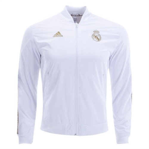 adidas Real Madrid Anthem jacket 2019 2020