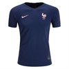 Nike France Youth Home Jersey 2019 AJ4444-410