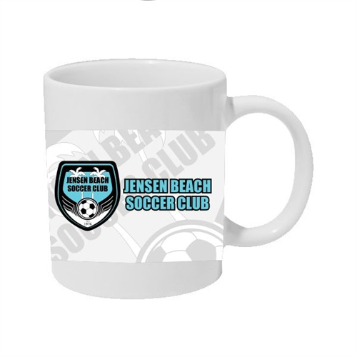 Jensen Beach Coffee Mug Jen-Coffee