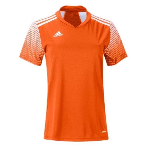 adidas Women's Regista 20 Jersey - Team Orange/White