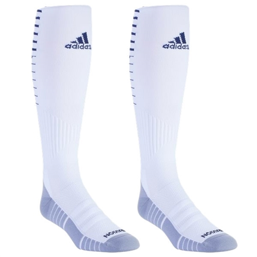Clermont FC adidas Team Speed II Socks - White/Navy CFC-5145698