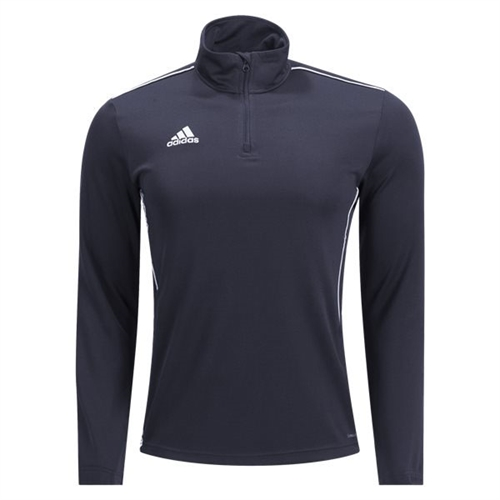 adidas Core 18 Training Top - Black/White CE9026