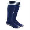 SSA United adidas Copa Zone Cushion III Socks - New Navy/White SSA-5143272