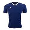 adidas Youth Tiro 17 Jersey - Dark Blue/White BJ9113