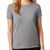 Gildan 5000L Cotton Women's T-Shirt - Sport Grey 5000L-Gry