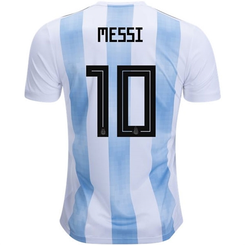 137b85ab9f5 adidas Messi Argentina Home Jersey 2018 - AuthenticSoccer.com