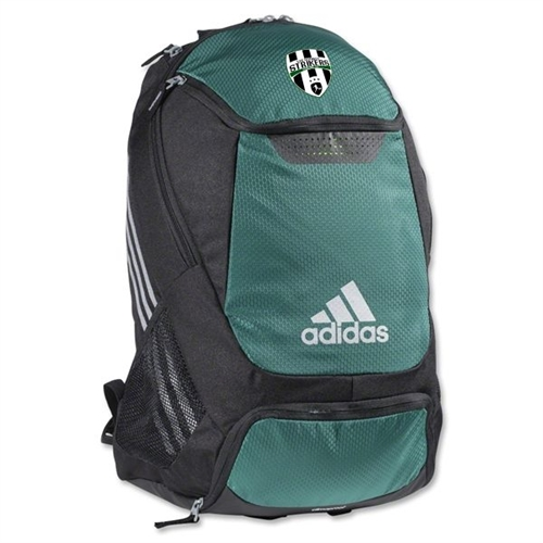 cd9fea2922a1 Lee County Strikers adidas Stadium Team Backpack LCS-5136892 ...