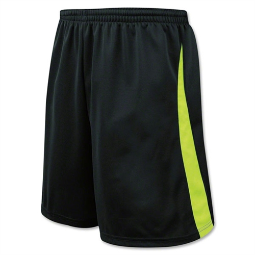 High 5 Albion Shorts - Black/Lime High5AlbBlkL