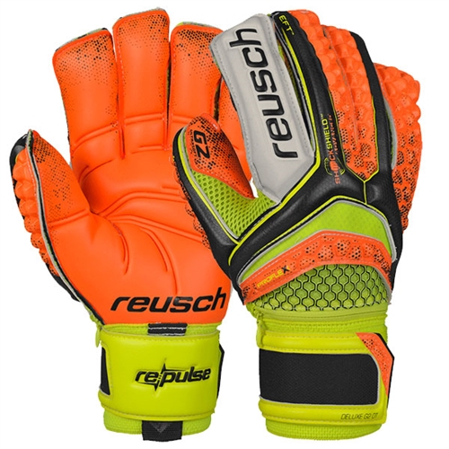 Reusch Pulse Deluxe G2 Ortho-Tec - Orange/Yellow 3670900