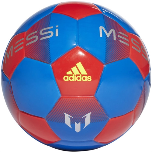 adidas Messi Mini Ball - Football Blue/Active Red DN8736010101