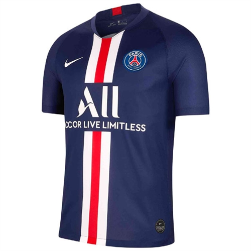Nike Paris Saint-Germain Home Jersey 2019-2020 AJ5553-411