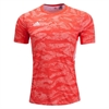 adidas adiPro 19 Short Sleeve Goalkeeper Jersey - Semi Solar Red DP3130