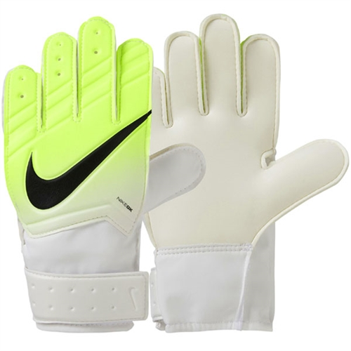 Nike Jr Match Goalkeeper Gloves - GS0331-100 - AuthenticSoccer.com b26ca067f0be