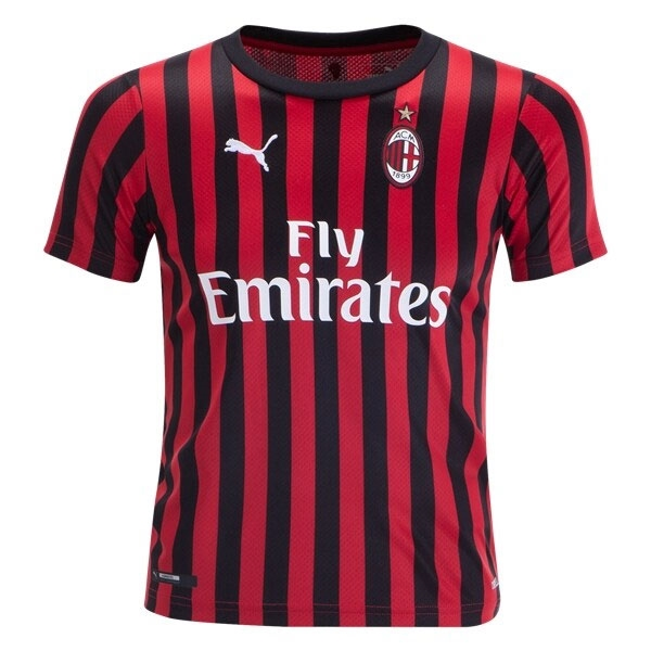 Puma AC Milan Youth Home Jersey 2019-2020 755861-01