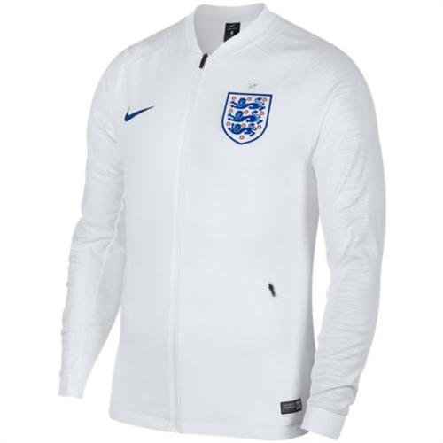 0f395ddbc168 Nike England Anthem Jacket 2018 - 893588-101 - AuthenticSoccer.com
