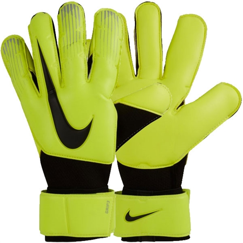 Nike Grip 3 Goalkeeper Glove - Volt/Black GS0360-702