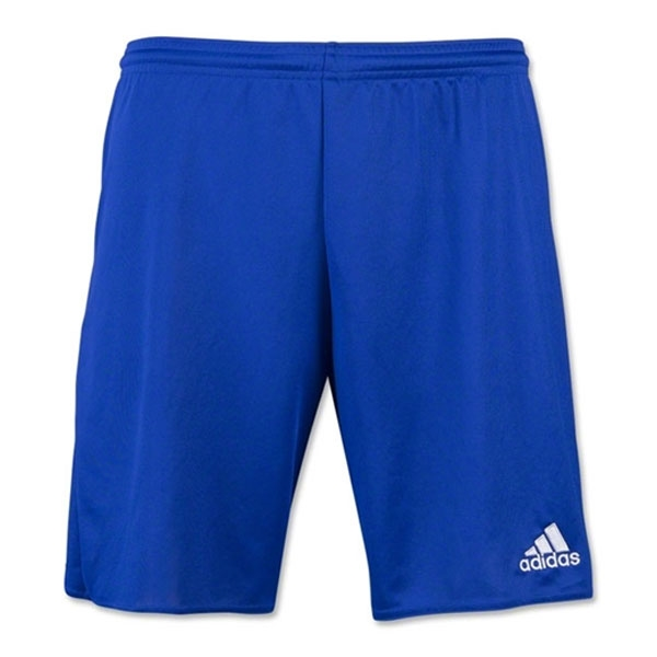adidas Youth Parma 16 Shorts - Royal Blue/White AJ5894