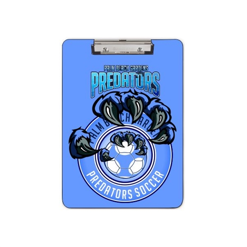 PBG Predators Custom Clipboard CLPBRD-PBG