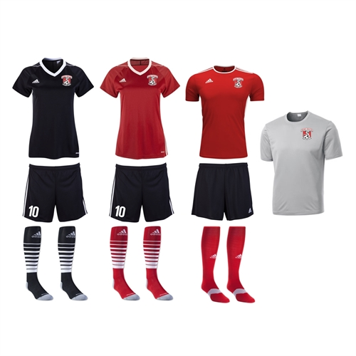 af010425eda Hobe Sound Soccer Club - Women's Required Kit - AuthenticSoccer.com