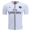 Jumpman Paris Saint-Germain Authentic Third White Jersey 2018-2019 918923-102
