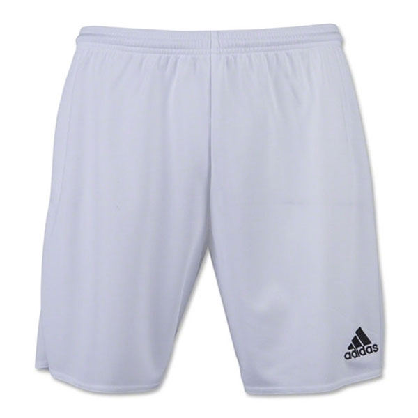 adidas Youth Parma 16 Shorts - White/Black AC5256