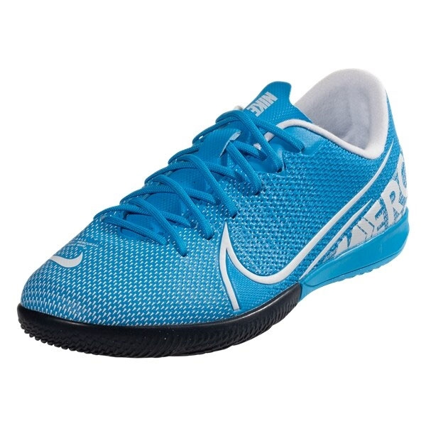 Nike Junior Mercurial Vapor 13 Academy IC - Blue Hero/White Indoor AT8137-414