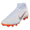 Nike Mercurial SuperFly VI Academy MG - White/Total Orange AH7362-107