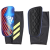 adidas X Pro Shin Guard - Bold Blue/Red - NOCSAE Approved DN8597