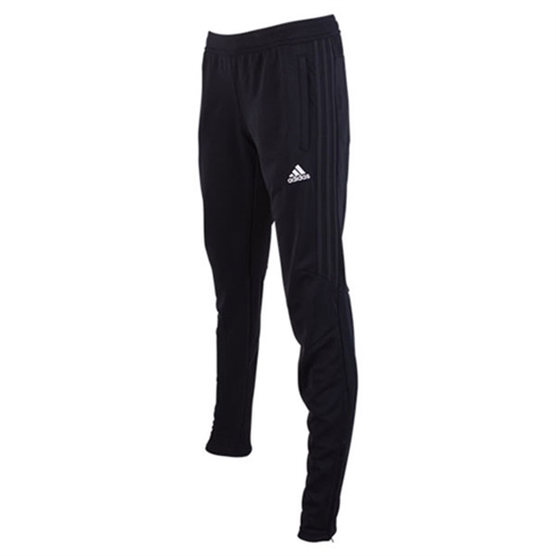 33ac772ccce4 Our adidas Women s Tiro 17 Training Pants comes with the embroidered adidas  logo. The pants can be customized with players name and number under the  adidas ...