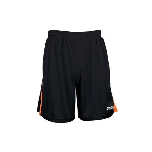 Joma Tokio Shorts - Black/Orange JomaTokBlkOra