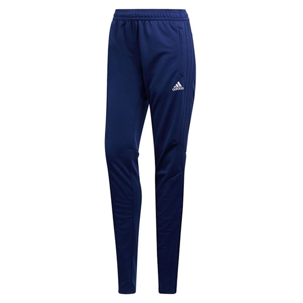 adidas Women's Tiro 17 Training Pants - Blue BQ2724