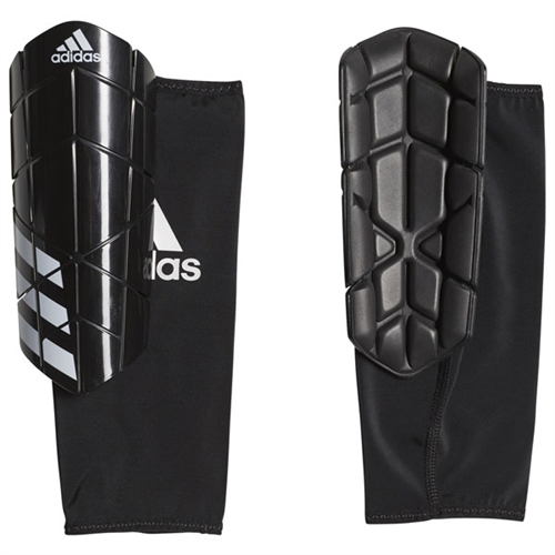 adidas Ever Pro Shin Guard - Black/White - NOCSAE Approved CW5580