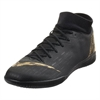 Nike Mercurial SuperflyX VI Academy IC - Black/Metallic Vivid Gold Indoor AH7369-077
