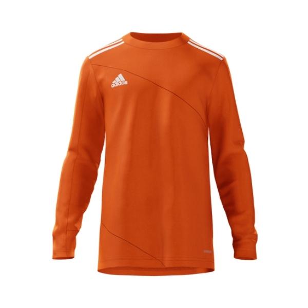 adidas Mi Squadra 21 Goalkeeper Jersey - Orange/White